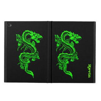 Green Dragon Custom iPad Air 2 Case