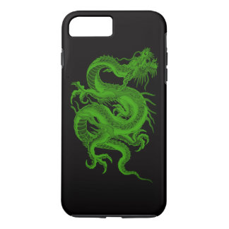 Green Dragon Draco iPhone 7 Case