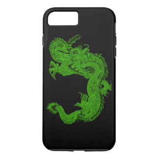 Green Dragon Herensuge iPhone 7 Case
