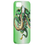 Green Dragon iPhone 5 Mate ID Case iPhone 5 Cover