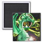 Green Dragon ~*Lore*~ Magnet