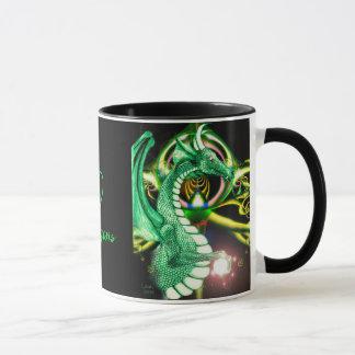 Green Dragon ~*Lore*~ Mug
