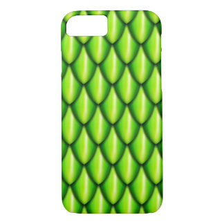 Green Dragon Scale Phone Case