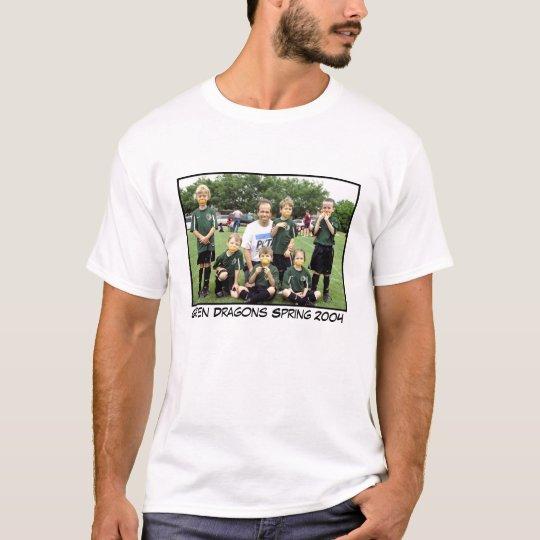 Green Dragons Spring 2004 T-Shirt