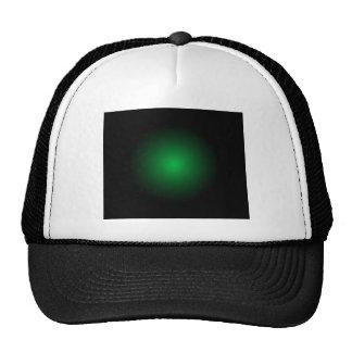 Green Drama Modern Urban Art Products Mesh Hat