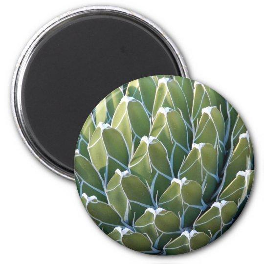 Green Dreams 6 Cm Round Magnet