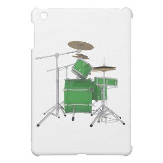 Green Drum Kit: iPad Mini Cover