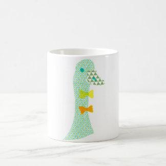 Green Duck Coffee Mug