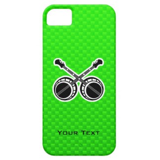 Green Dueling Banjos Case For The iPhone 5
