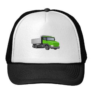 Green Dump Truck Hats