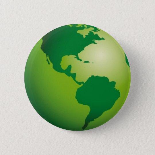 Green_Earth (3) 6 Cm Round Badge