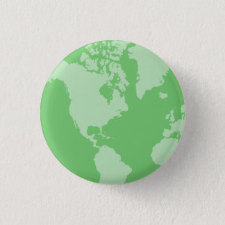 Green Earth Button