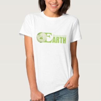 Green Earth Tshirt