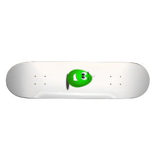 Green Easter Egg Skate Deck