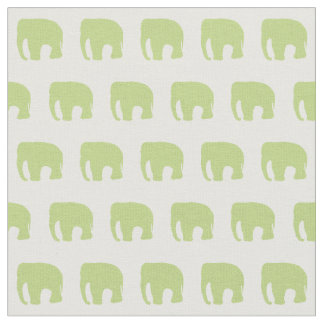 Elephant nursery fabric for Nursery fabric uk