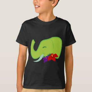 Green Elephant T-Shirt