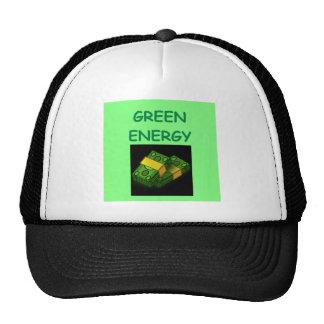 green energy cap