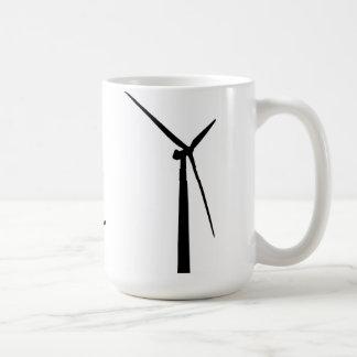 Green Energy Cup Basic White Mug