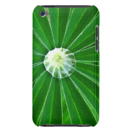 Green Energy iTouch Case iPod Touch Covers
