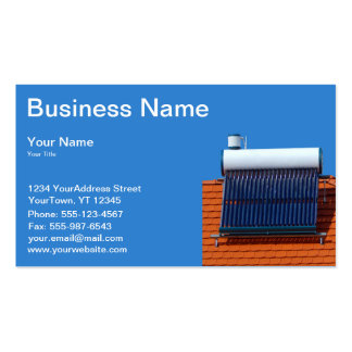 Green Energy Pack Of Standard Business Cards