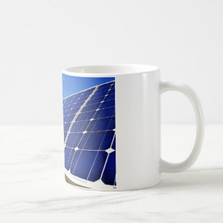 Green Energy Solar Power Coffee Mug