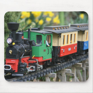 Green Engine Mousepad