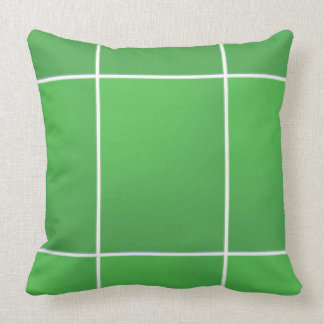 GREEN Environment : Buy BLANK or ADD TXT IMAGE Throw Pillow