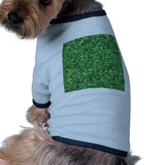 Green Environment Causes Template Add txt img Dog T-shirt