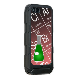 Green Erlenmeyer (Conical) Flask Chemistry Incipio ATLAS ID™ iPhone 5 Case