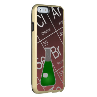 Green Erlenmeyer (Conical) Flask Chemistry Incipio Feather® Shine iPhone 6 Case