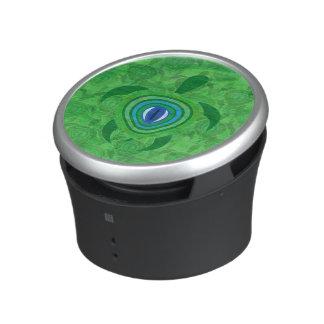 Green Eye Turtle Bluetooth Speaker