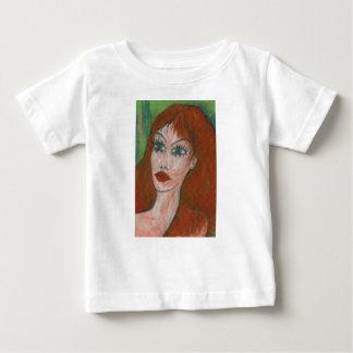 Green Eyes I Baby T-Shirt