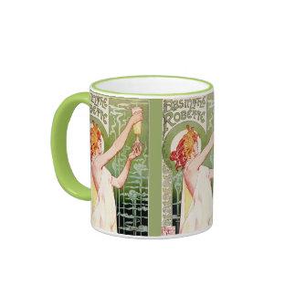 Green Fairy Absinthe Ringer Mug