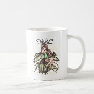 green fairy coffee mugs