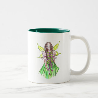 Green Fairy Coffee Mug