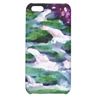 Green Fairy Waterfalls CricketDiane Art iPhone 5C Covers