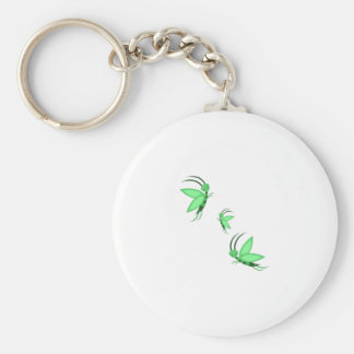 Green Faries Key Chain