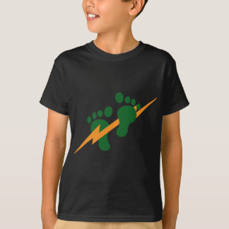 Green Feet T-Shirt