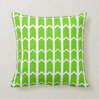 Green Fence Panel Cushion