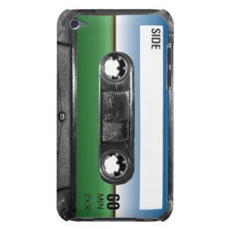 Green Field Horizon Cassette Barely There iPod Covers