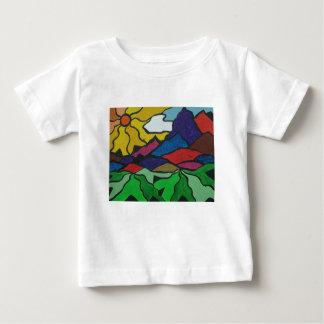 Green fields in the sunshine.JPG Baby T-Shirt