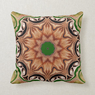 Green Fields Of Ireland. Cushion