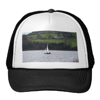 Green Firefly Dinghy Cap