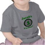 Green First Birthday Boy Shirt