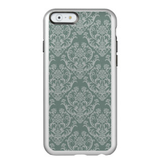 Green floral wallpaper incipio feather® shine iPhone 6 case
