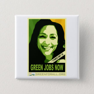 Green for All Button
