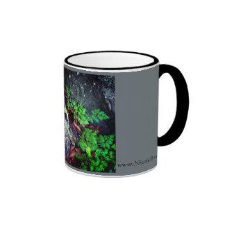 Green for hope coffee mug