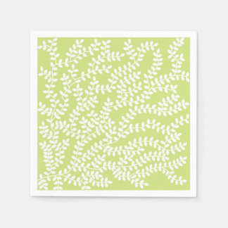 Green Forest Disposable Serviettes