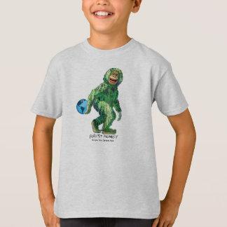Green Forest Monkey T-Shirt
