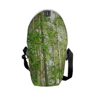 Green Forrest Commuter Bags
